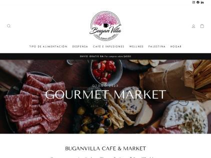 BuganVilla Café & Market