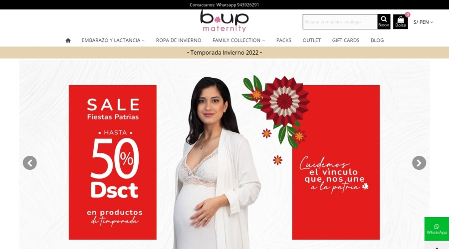 BUP maternity