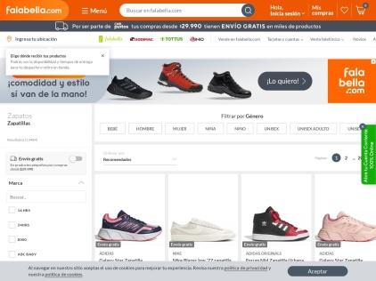 Falabella Calzado / Zapatos / Zapatillas
