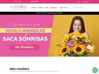 Las Doñas