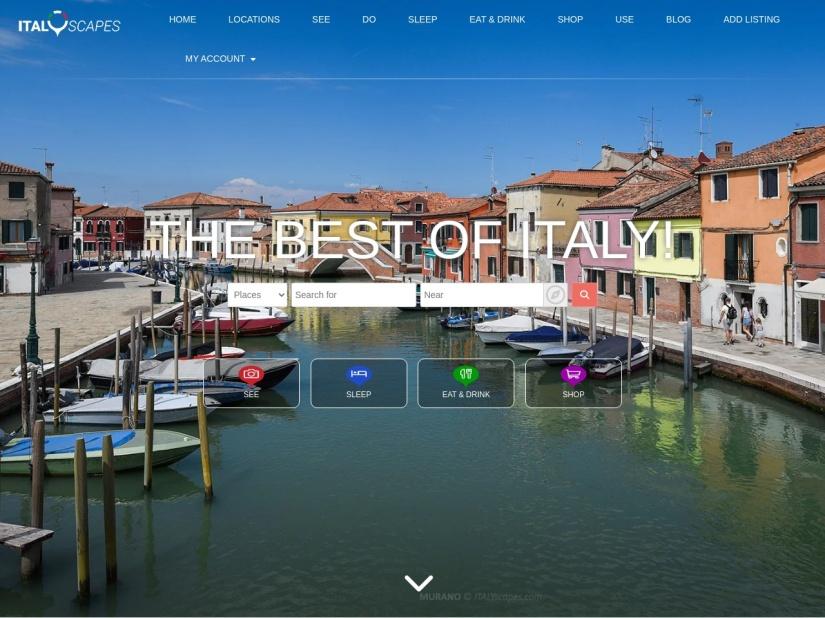 ITALYscapes.com
