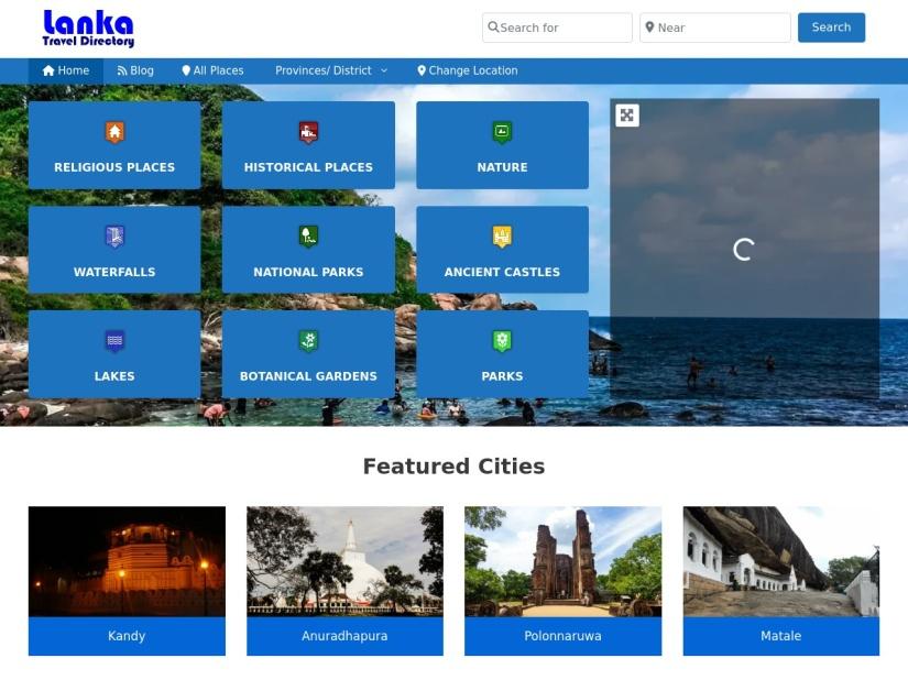 Lanka Travel Directory