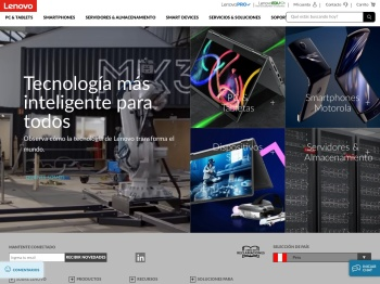 Lenovo Perú