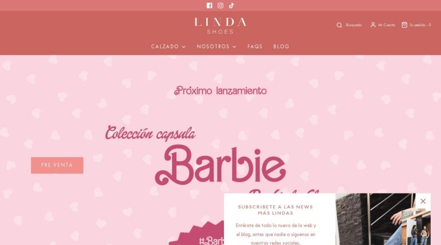 Linda Shoes