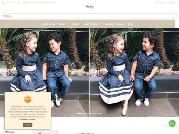 María Moda Infantil