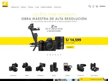 Nikon Perú