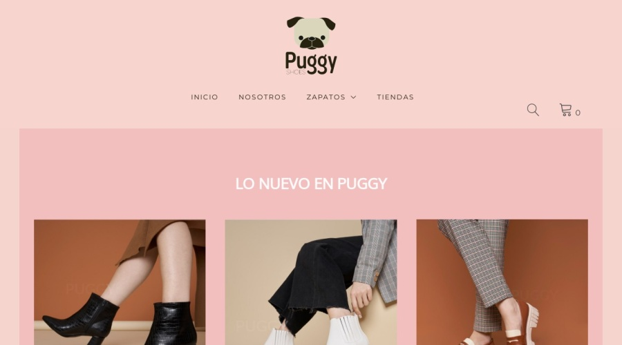 Puggy Shoes
