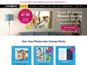 Simple Canvas Prints Coupon and Deals for November 2017