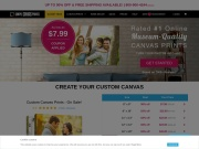 Simple Canvas Prints Coupon and Deals for May 2017