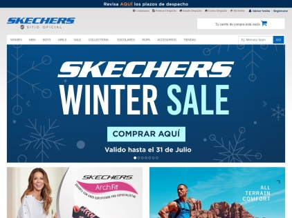 Skechers Chile