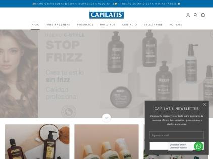 Tienda Capilatis
