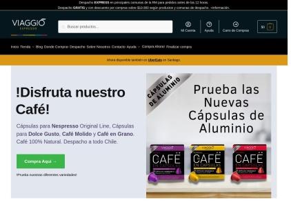 Viaggio Espresso Chile