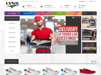 Zapatillas LYNX