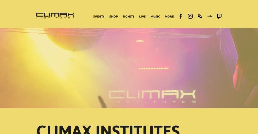 Climax Institutes 1