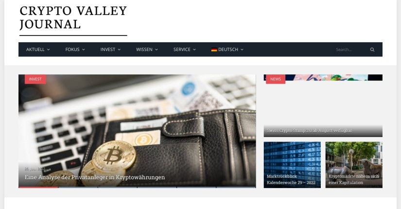 Crypto Valley Journal 1