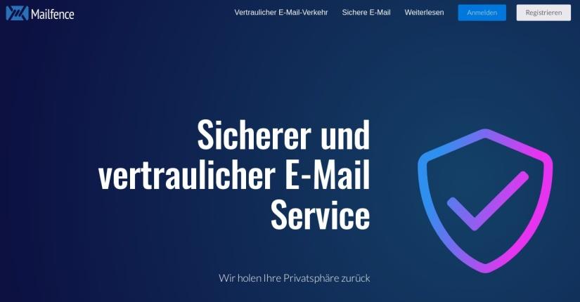 Mailfence 1