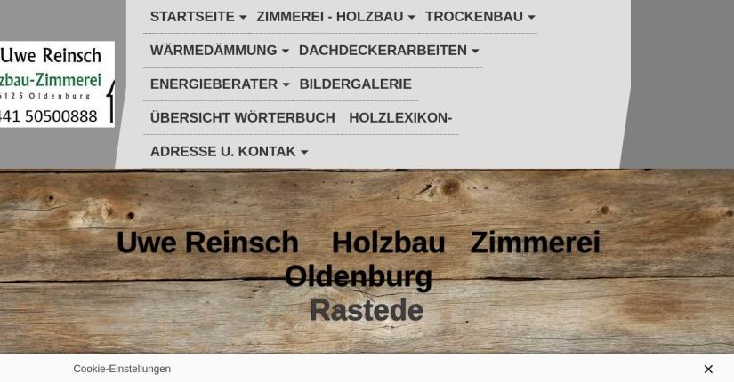 Oldenburg Zimmerei 1