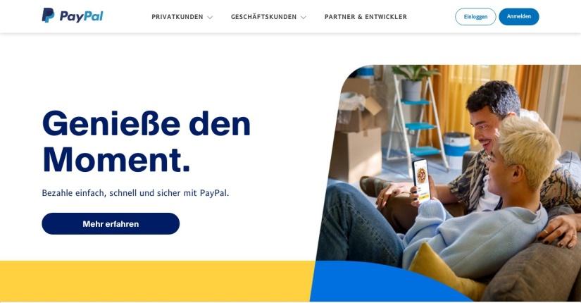Bitcoin kaufen mit PayPal 1