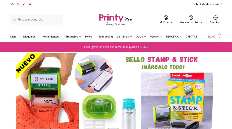 Printy Store