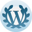 Anniversary Trophy from WordPress